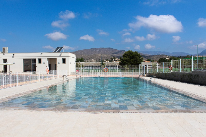 Camping Alicante Imperium Schwimmbad