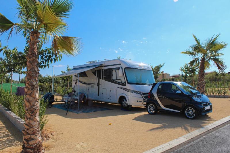 Camping Alicante Imperium Parcela Roma