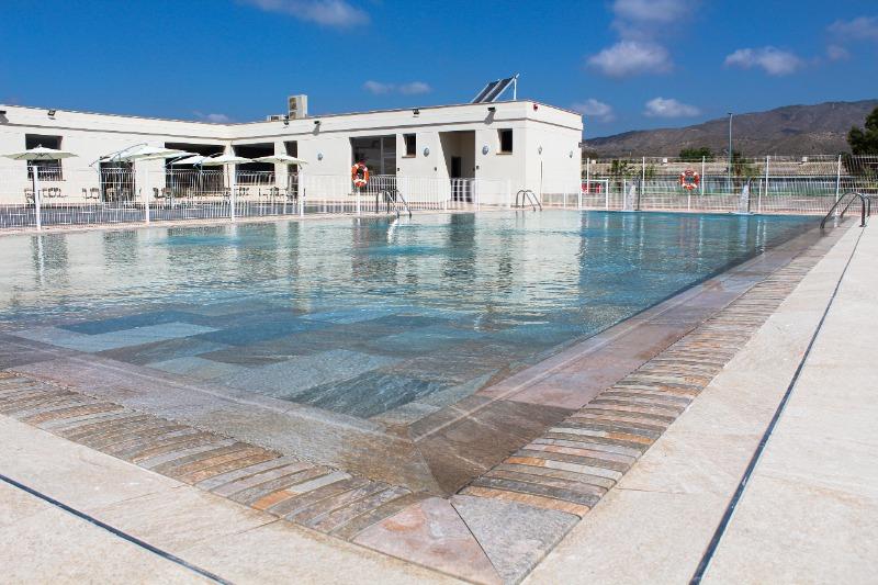 Camping con piscina Villajoyosa