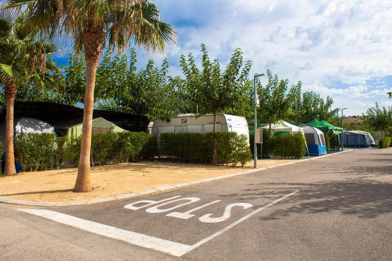 Camping Alicante Imperium Parcela Allon