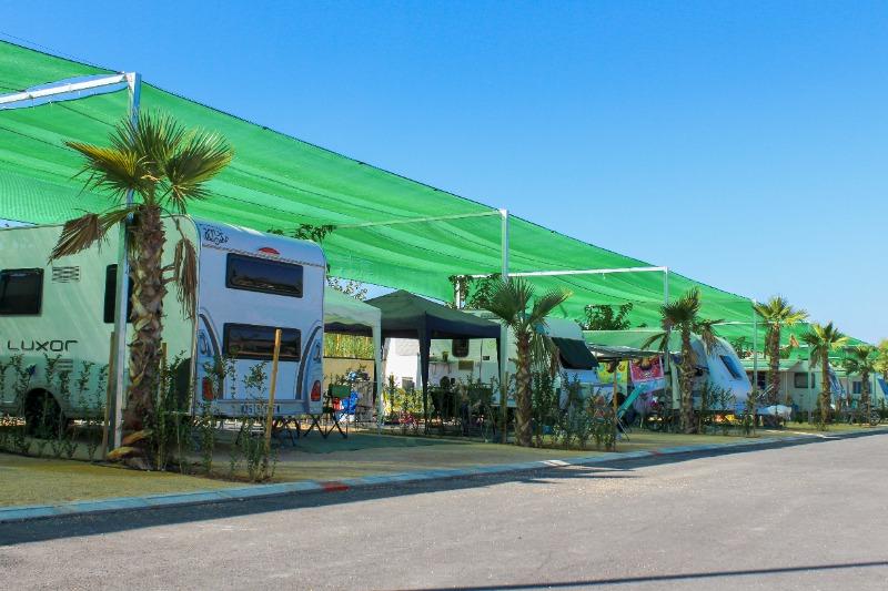 Camping Alicante Imperium Parcela Tarraco