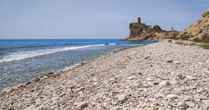 Playa para perros Villajoyosa